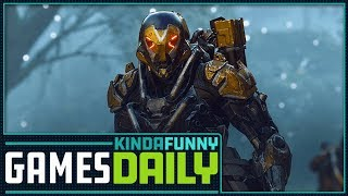Anthem Beta News - Kinda Funny Games Daily 11.30.18