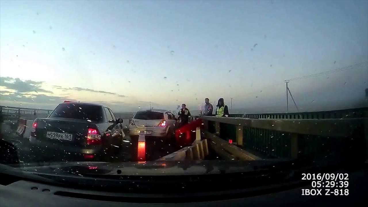 авария мерседеса в казани на оренбургском тракте