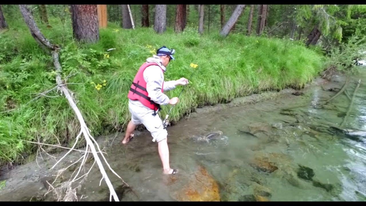 видео рыбалка в туве видео