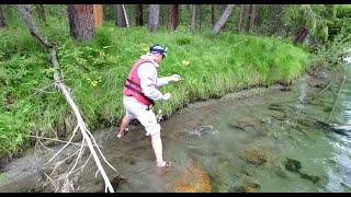 Рыбалка в Туве/ Осень 2016 г.(Конец августа 2016 г. Осенняя рыбалка на реках в Туве. Практически вся пойманная рыба отпускалась, взяли толь..., 2016-10-10T10:50:47.000Z)