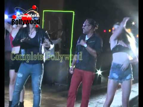 Manish Chaudhary at the Title Track shoot of 'Trip To Bhangarh' Part  1