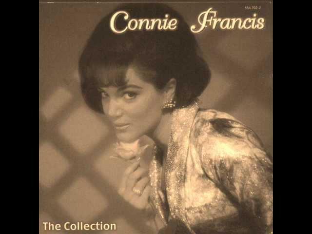 Connie Francis - Schoener fremder Mann