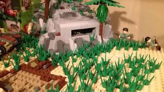 Lego WW2 Pacific Moc Review