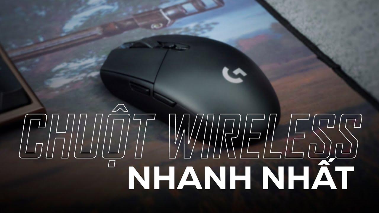 Đây là chuột wireless dưới 900K có kết nối nhanh nhất! | GEARVN REVIEW