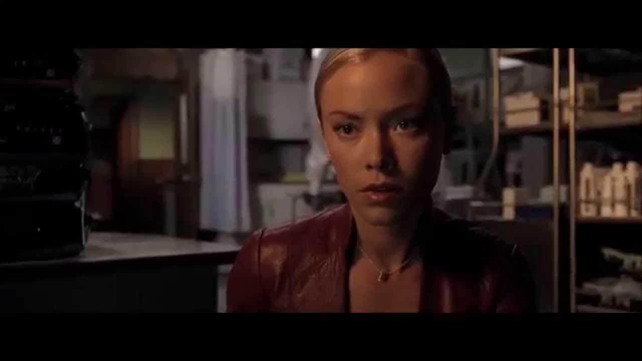 """John Connor's blood"" scene from Terminator 3 (2003) - YouTube"