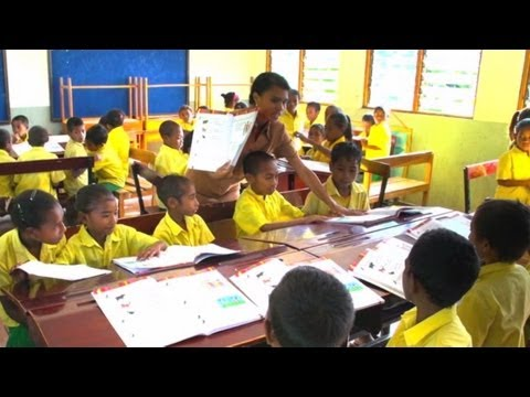 Isaura's Story: Dedicating a Life to Teaching in Timor-Leste