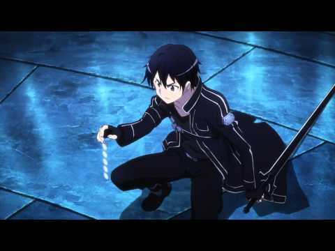 SAO S01E09 - Kirito vs. Blue-Eyed Demon...