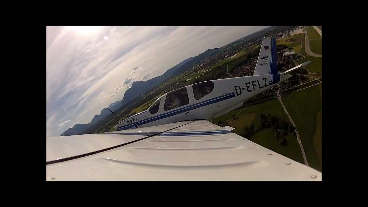 Flugring Salzburg Mit Der D Eflz Von Salzburg Nach Innsbruck Und