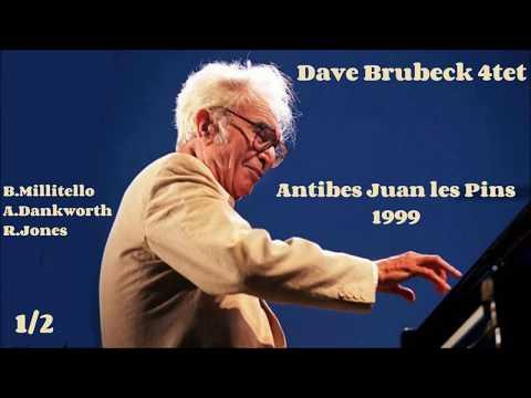 Dave Brubeck 4tet  Antibes Juan les Pins 1999 (part. 1)