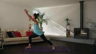 Yoga - salutation au soleil 2
