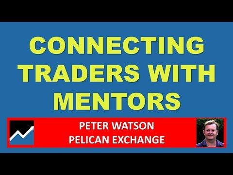 Pelican Exchange  Connecting Traders with Mentors, Peter Watson - Pelican Exchange