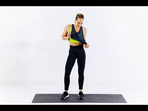 Full Body HIIT Workout //40 Minutes //No Equipment
