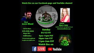 Paranormal Soup ep 165 guest Mary Amy