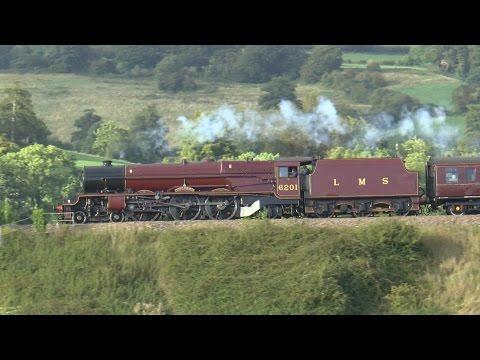 46201 `Princess Elizabeth` 5Z48 @ Newton st Loe 09-09-16