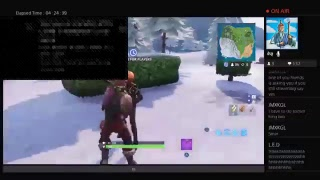 FORTNITE SEASON 7 GAMEPLAY FOOTBALL SKIN TRYHARD AND RECON EXPERT ACCOUT GIVEAWAY