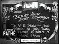 Famous Irish Poet Honoured (1923)