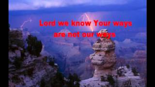 Even If (The Healing Doesn't Come) - Kutless w/Lyrics