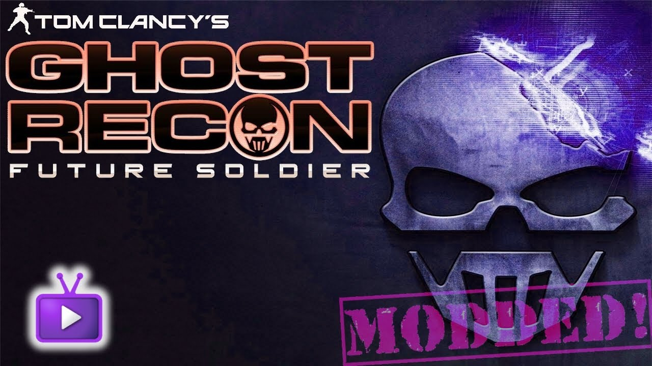 Ghost Recon: Future Soldier Mods, ft. WiZARD HAX - WAY ...