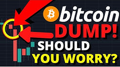 WARNING!! COULD A BITCOIN DUMP BE COMING NEXT WEEK?? THE START OF A MAJOR WHALE SELL-OFF??