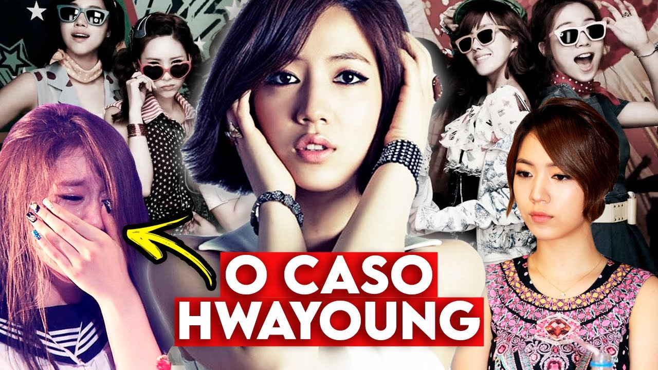 """COMO O """"CASO HWAYOUNG"""" CHOCOU O KPOP"""