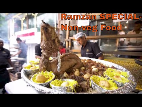 Amazing Street Food of Bangalore | Bengaluru | RAMADAN Special