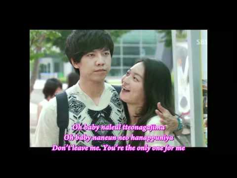 Losing My Mind - Lee Seung Gi (Gumiho - Dae Woong Theme) [ ENGSUB]