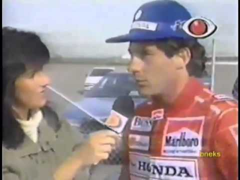 The Time Ayrton Senna Almost Became an IndyCar Driver