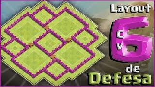 Layout de Defesa Cv6 Atualizado