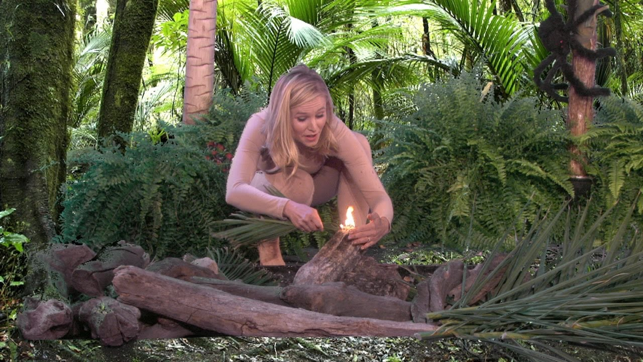 Kristen Bell Gets Naked And Afraid - Youtube-9723