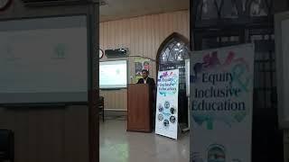 inclusive education society inauguration in uelmc