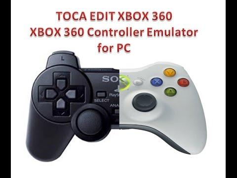 Tested TOCA Edit XBOX 360 Controller Emulator v3.2.8.77 ...