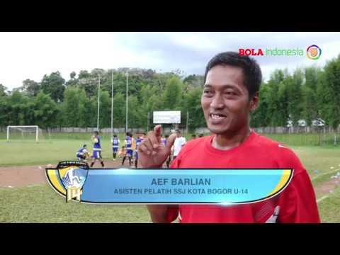Highlight Liga KG Panasonic U-14 2016/2017 Pekan ke-25 Bagian ke-3