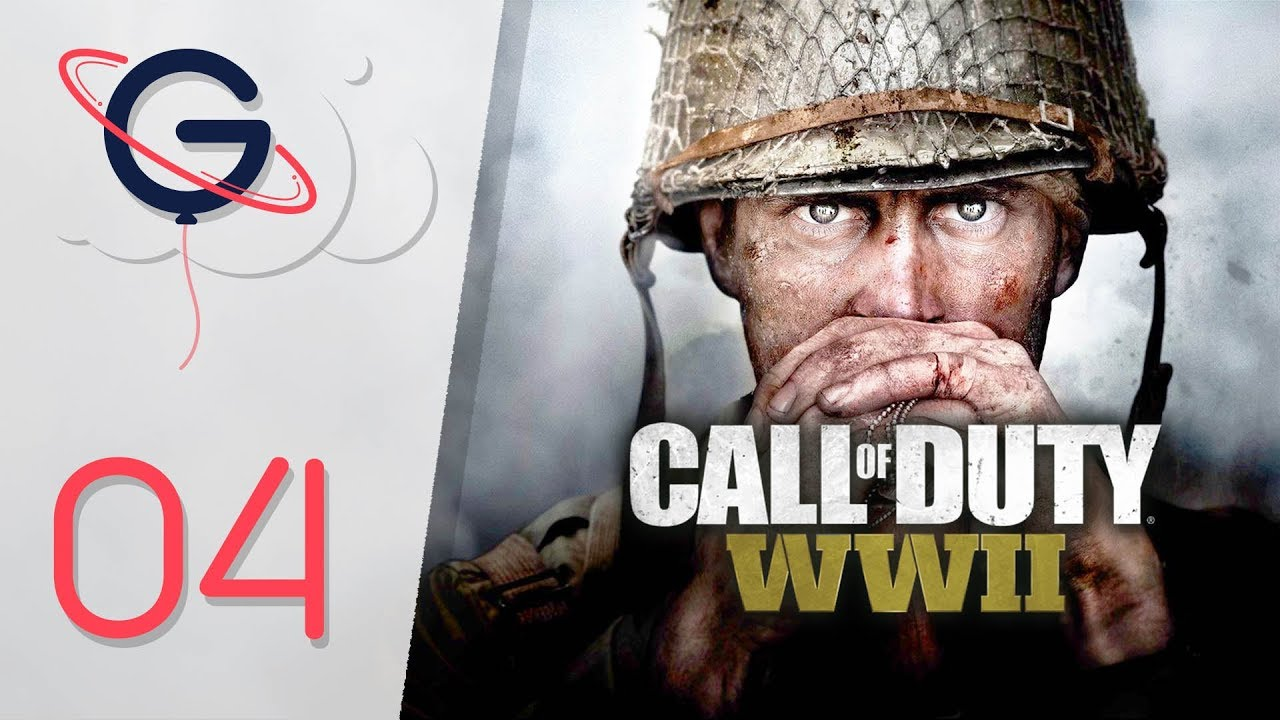 CALL OF DUTY WWII FR #4 : Libération de Paris