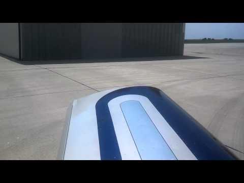 Teenie 2 Cockpit taxi video