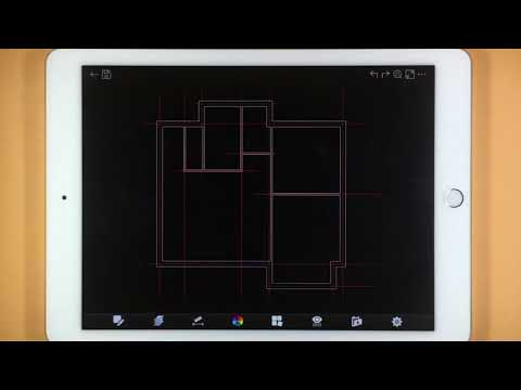 How To Draw A House With DWG FastView