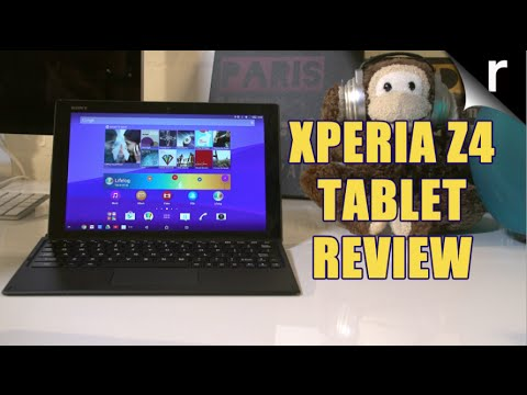 Sony Xperia Z4 Tablet review: Better than an iPad Air 2?