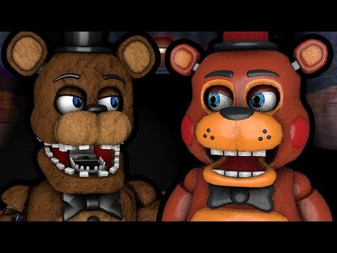 Five Nights at Freddy's 2 (Night 1) || THE PIZZERIA OF FORGOTTEN MEMORIES!!!