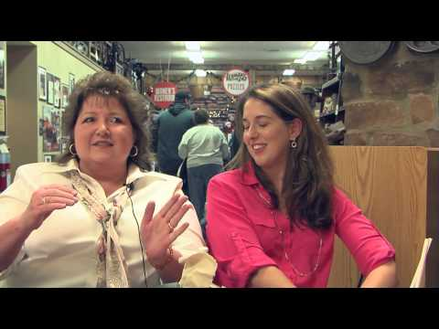 Sweepstakes Winner Talks About Her Trip to Amish Country!