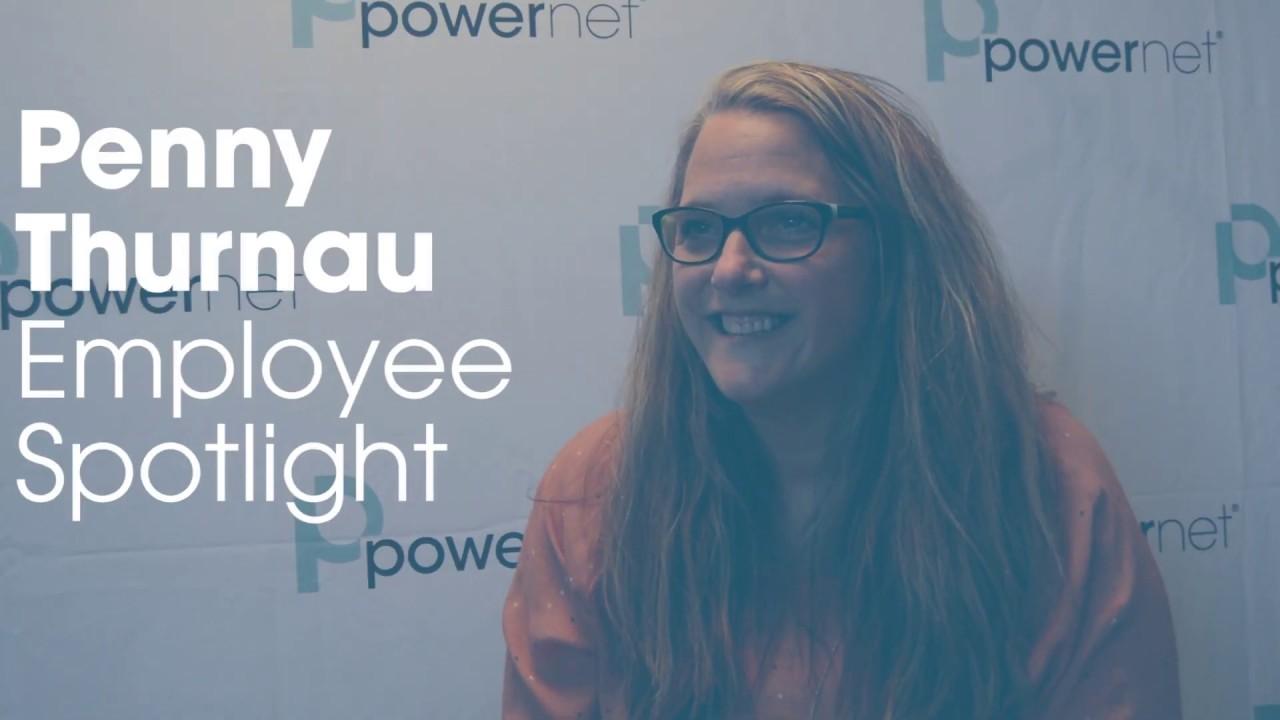 Employee Spotlight - Penny Thurnau