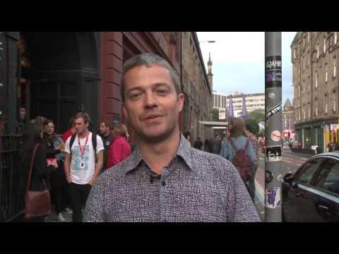 Review: Daniel Rigby Berk in Progress at Edinburgh Fringe 2013