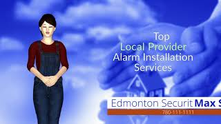 Edmonton Security Monitoring Company | Edmonton Alarm Companies | Security Camera Systems