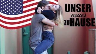 UNSER ZU HAUSE IN AMERIKA - Roomtour | janasdiary