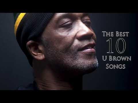 The Best 10 Songs - U Brown