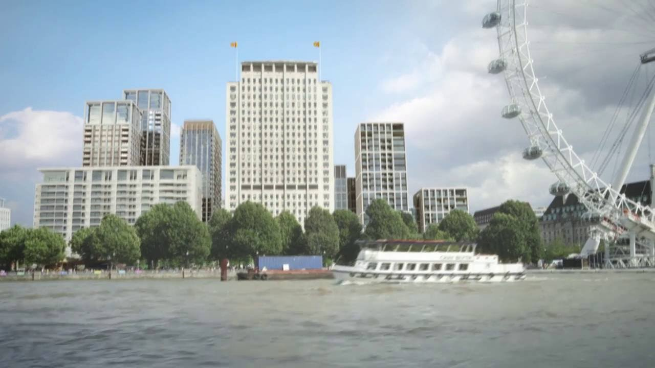 southbank london place
