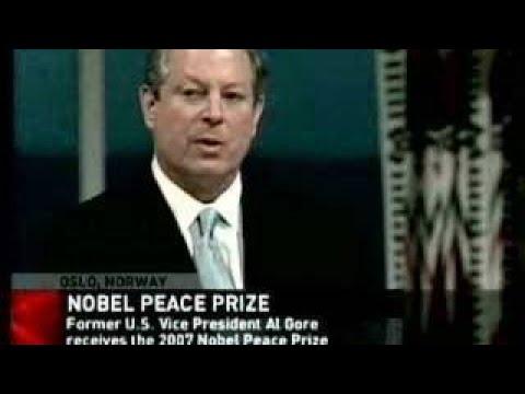 Al Gore's Nobel Prize Acceptance Speech