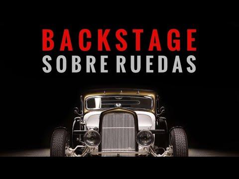 David Blanco. BACKSTAGE SOBRE RUEDAS (Cap.3) Inv. Kill The Party. Actuación Esp. Alicia Hechavarria