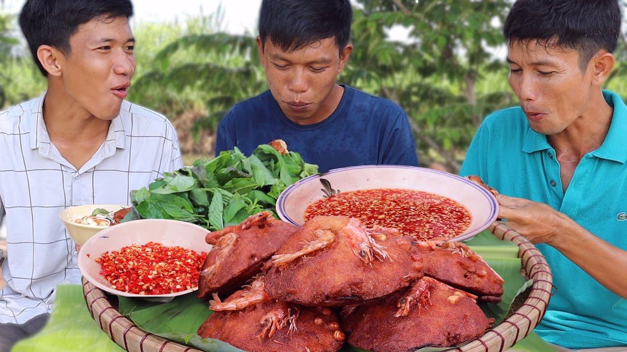 Bánh Giá Chợ Giồng Ăn Kiểu Này Siêu Ngon ● Đặc Sản Quê Nhà Gò Công