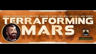 Terraforming Mars - Board Game Spotlight - Overview