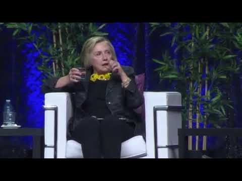 Bobby Gunther Walsh - Hillary's coughing...again.