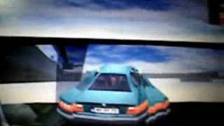 3D Driving School - how to drive off the screen